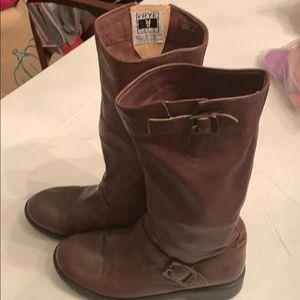 Girl's Frye Boots